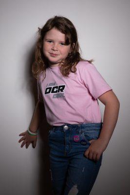 Dětské triko I'm OCR girl