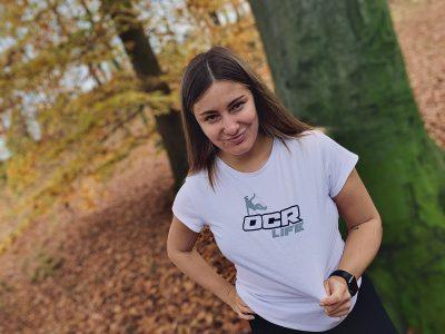 Kurzes T-Shirt für Frauen