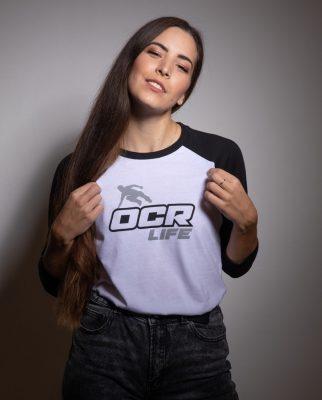 Baseballové triko v OCR LIFE designu